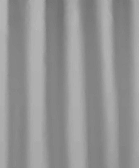 Kleine Wolke Duschvorhang Kito (180 x 200 cm) weiß