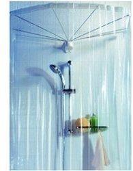 Spirella Ombrella Clear Duschspinne