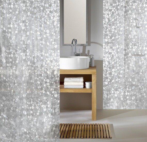 Kleine Wolke Duschvorhang Cristal