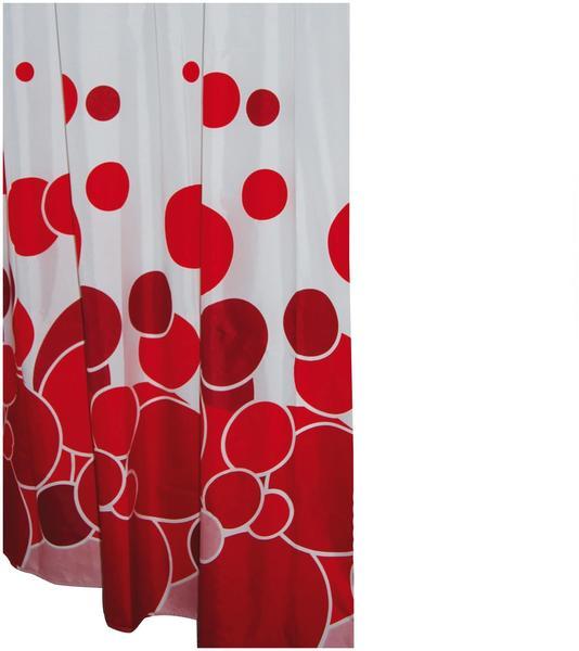 Ridder Duschvorhang Textil Kani (180 x 200 cm)