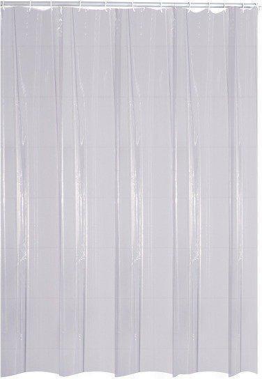 Ridder Duschvorhang Folie Brillant cristall (180 x 200 cm)