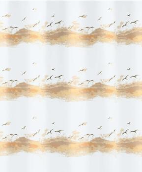 Kleine Wolke Duschvorhang Seaside (240 x 180 cm)