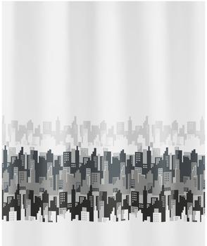 Kleine Wolke Duschvorhang City (180 x 200 cm)