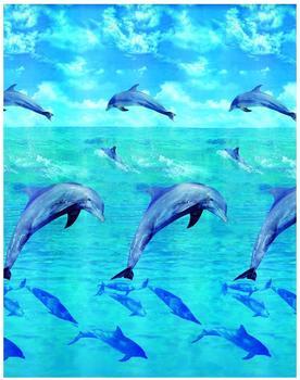 Kleine Wolke Dolphin (180 x 200 cm)