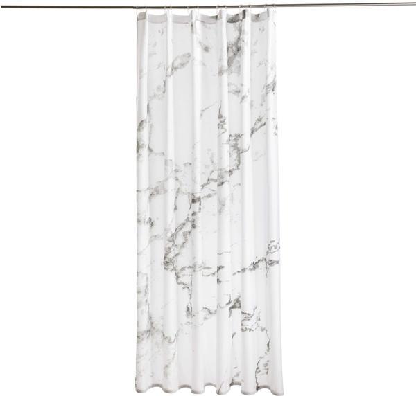 Kleine Wolke Marble Polyester anthrazit 180x200cm