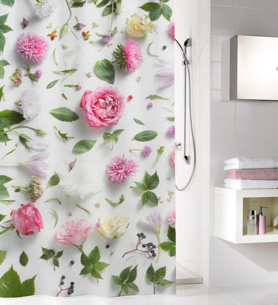Kleine Wolke Rosalie Polyester Multicolor 180x200cm