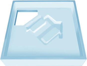 poresta Poresta Wannenträger für Bette Duschwanne Superflach 120 x 80 x 3,5 cm (17033280)