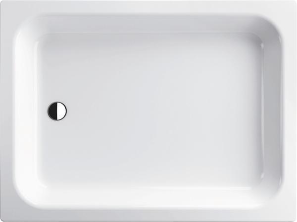 Bette BetteDuschwannen Flach Rechteck-Duschwanne 120 x 70 cm weiß (5990 000)