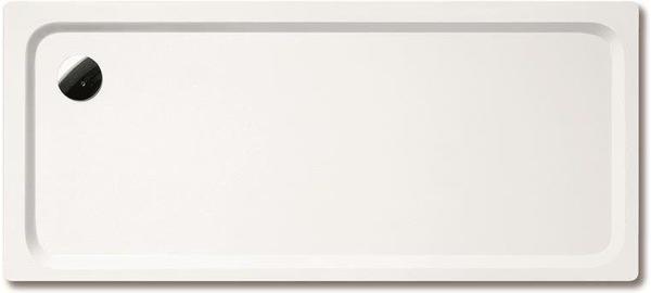 Kaldewei Superplan XXL 441-1 180 x 90 cm lavaschwarz