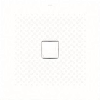 Kaldewei Conoflat 783-2 Quadrat-Duschwanne (90 x 90 cm) alpinweiß