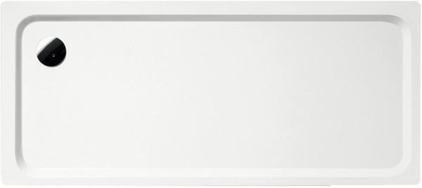 Kaldewei Avantgarde Superplan XXL 444-1 (100 x 70 cm) anthrazit