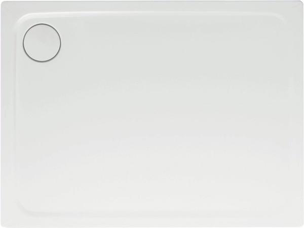 Kaldewei Superplan Plus 484-1 (120 x 90 cm) alpinweiß