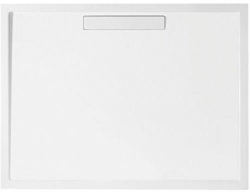 Villeroy & Boch Squaro Rechteck-Duschwanne 120 x 90 cm anthracite (UDQ1290SQR2V-1S)