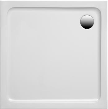 Ottofond Aruba weiß 100 x 100 cm ohne Wannenträger (901901)
