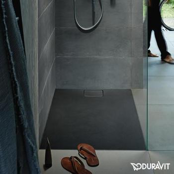 Duravit Stonetto 120 x 80 cm anthrazit (720148680000000)