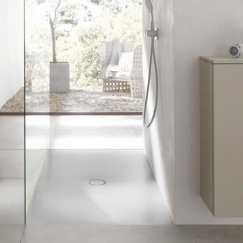 Bette Floor 120 x 90 cm mit BetteAntirutsch Pro weiß (1261-000AE)