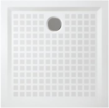 Hoesch Muna S Quadratduschwanne mit Antirutsch 120 x 120 cm weiß 4226.010