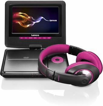 Lenco DVP-751 pink
