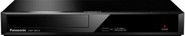 Panasonic DMP-UB314