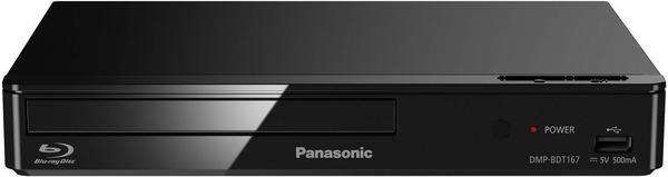 Panasonic DMP-BDT167