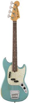 Fender Justin Meldal-Johnsen Road Worn Mustang Bass