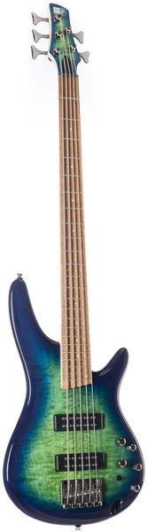 Ibanez SR405EQM-SLG Surreal Blue Burst Gloss