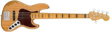 Fender American Ultra Jazz Bass V AGN Aged Natural
