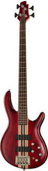 Cort Artisan A-4 FMMH - Cherry Red Open Pores