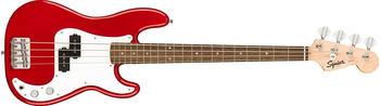 Squier Squier Mini Precision Bass IL Dakota Red