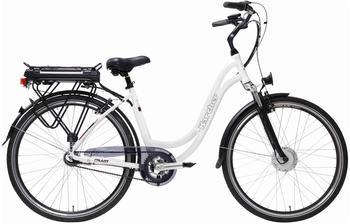 Karcher City-Bike 28 Zoll RH 45 cm schwarz/weiß
