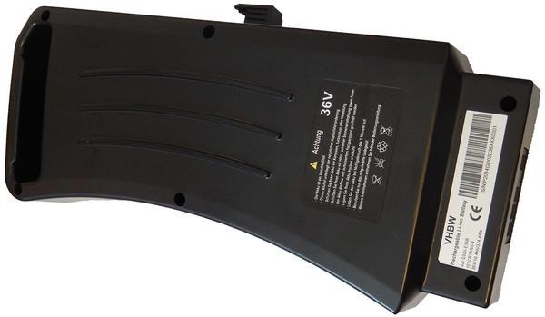 vhbw Akku 10400mah Für Kreidler Vitality wie Samsung SDI Side-Click 36V Akku.