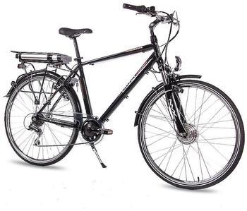 CHRISSON E-Bike City Front black