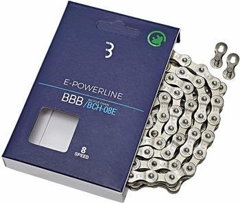 BBB E-Powerline E-Bike BCH-8E 8-fach silver 136