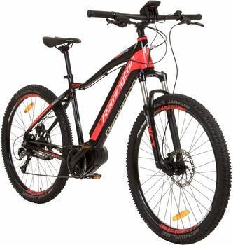 REMINGTON MXPRO MTB E-Bike Mountainbike Pedelec Mittelmotor Farbe:rot