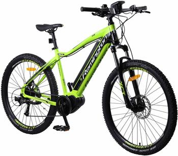 REMINGTON MXPRO MTB E-Bike Mountainbike Pedelec Mittelmotor Farbe:Grün
