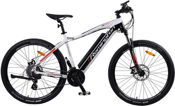 REMINGTON E-Bike »MTBPro«, 24 Gang Shimano, Kettenschaltung, Heckmotor 250 W weiß 27,5 Zoll (69,85 cm)