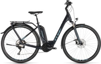 "Cube Touring Hybrid Pro 500 Easy Entry DarknavynBlue 54cm (28"") 2019 E-Bikes"
