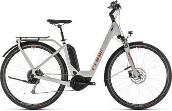"Cube Touring Hybrid 500 Easy Entry GreynOrange 46cm (28"") 2019 E-Bikes"