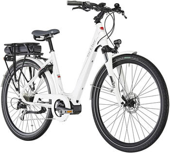 "Ortler Montana Wave white glossy 45cm (28"") 2018 E-Bikes"