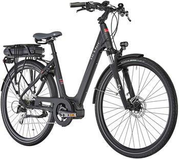 "Ortler Montana Wave matte black 45cm (28"") 2018 E-Bikes"