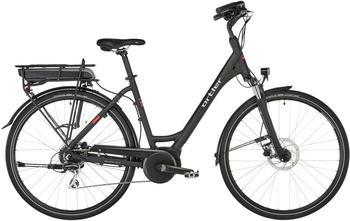 "Ortler Bergen 400 Damen Wave black matt 45cm (28"") 2019 E-Bikes"