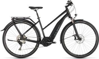 """Cube Touring Hybrid EXC 500 BlacknGrey 46cm (28"""") 2019 E-Bikes"""