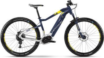 "Haibike SDURO HardNine 7.0 schwarz/grau/türkis M | 44cm (29"") 2019 Mountainbike Hardtails"