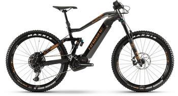 "Haibike XDURO AllMtn 6.0 schwarz/titan/bronze M 44cm (27.5"") 2019 Mountainbike Fullsuspensions"