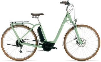 Cube Elly Ride Hybrid 500 (2020) green