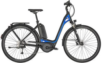 Bergamont E-Ville Edition (2020) black-blue