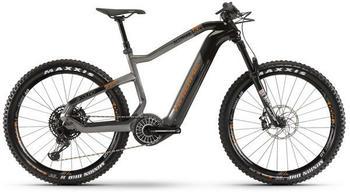 Haibike XDURO AllTrail 6.0 FLYON (2020) carbon-titan-bronze