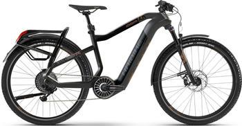 Haibike XDURO ADVENTR 6.0 Gents (2020) carbon-titan-bronze