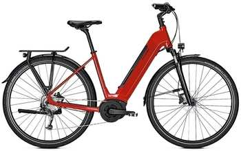 Raleigh KENT 9 Wave (2020) firered glossy