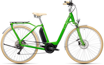 Cube Ella Ride Hybrid 500 (2021) applegreen´n´white